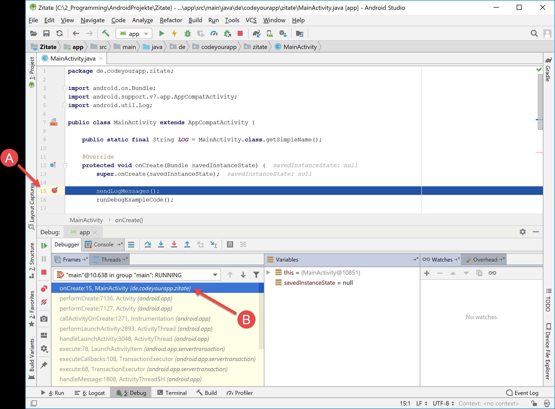 debug_modus
