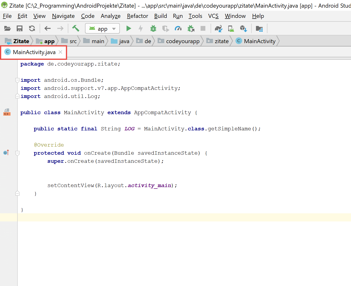 listview_code_start