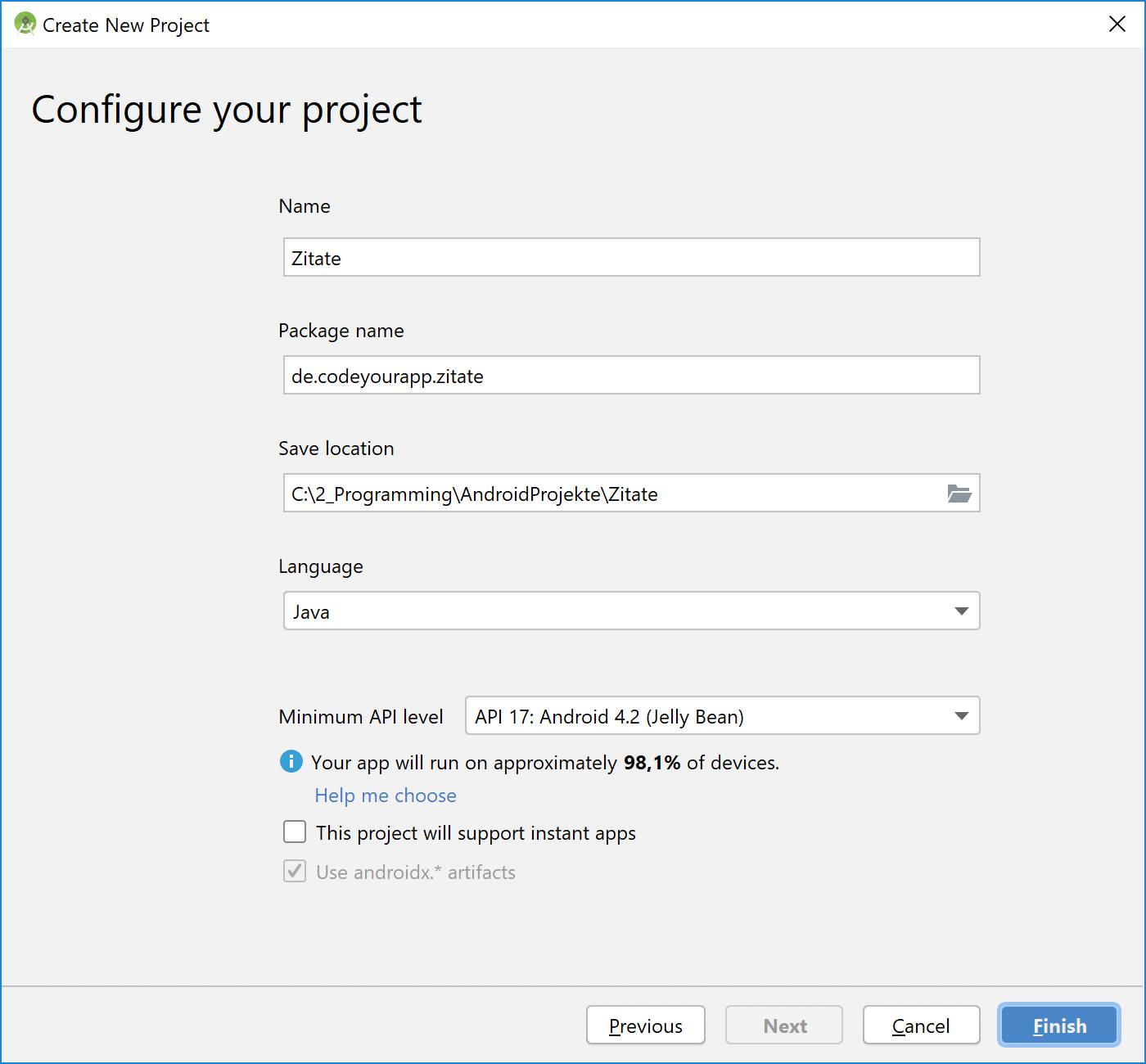 neues_projekt_konfigurieren_2